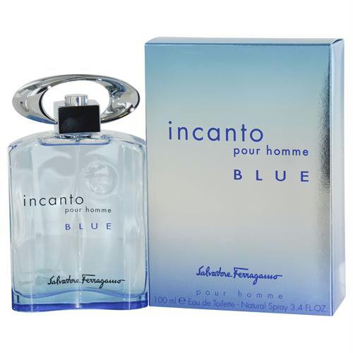 Incanto Blue By Salvatore Ferragamo Edt Spray 3.4 Oz