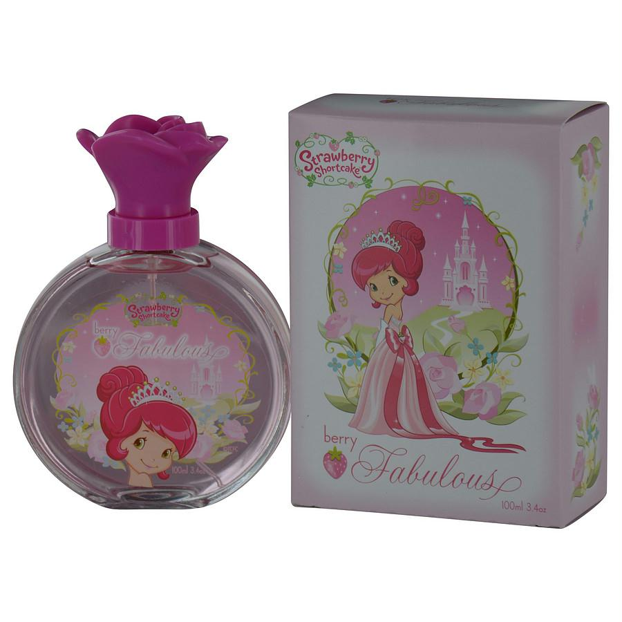 Strawberry Shortcake By Marmol & Son Berry Fabulous Edt Spray 3.4 Oz