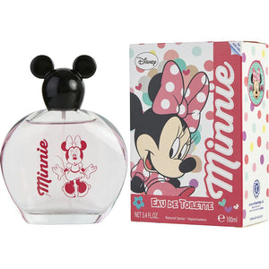 Minnie Mouse By Disney Edt Spray 3.4 Oz (packaging May Vary)