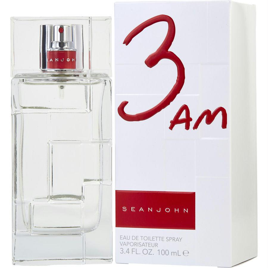 Sean John 3 Am By Sean John Edt Spray 3.4 Oz