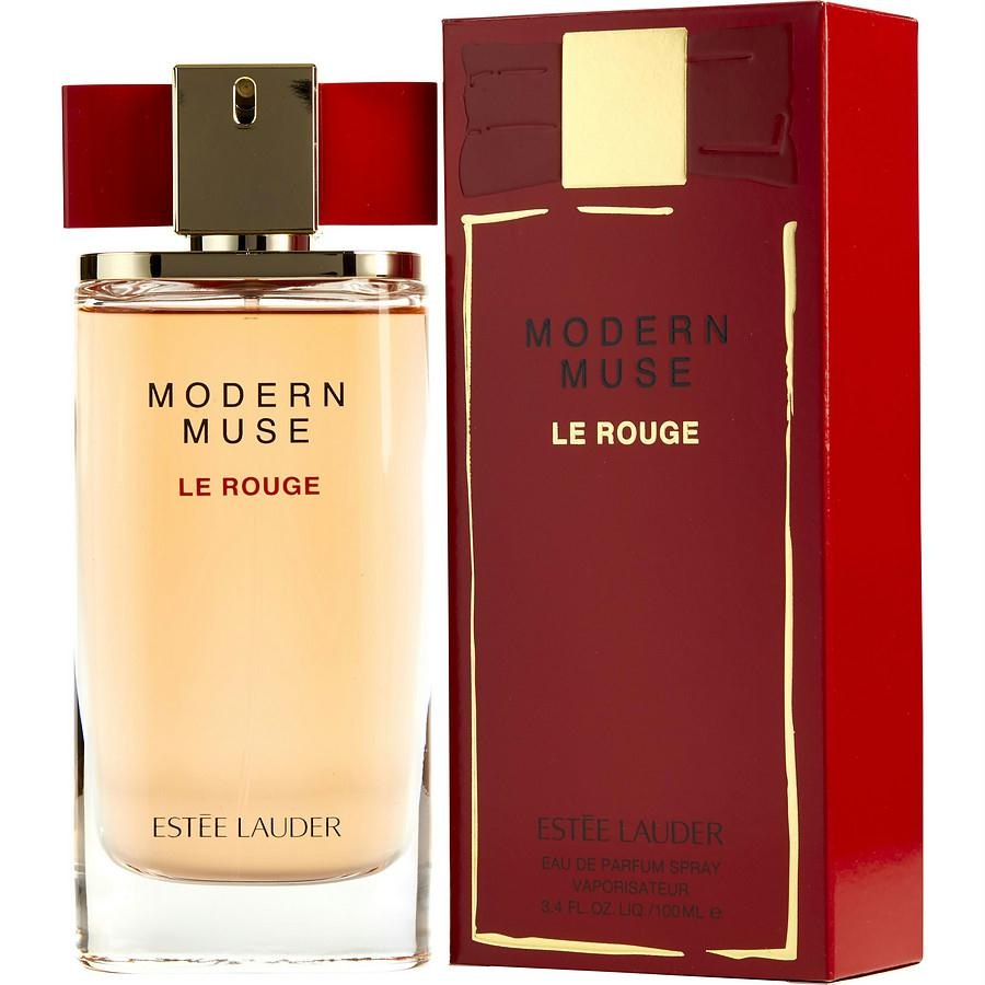 Modern Muse Le Rouge By Estee Lauder Eau De Parfum Spray 3.4 Oz