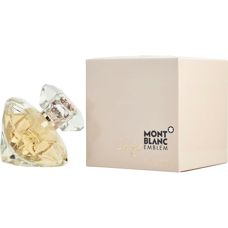 Mont Blanc Lady Emblem By Mont Blanc Eau De Parfum Spray 2.5 Oz