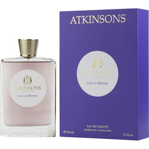 Atkinsons Love In Idleness By Atkinsons Edt Spray 3.3 Oz