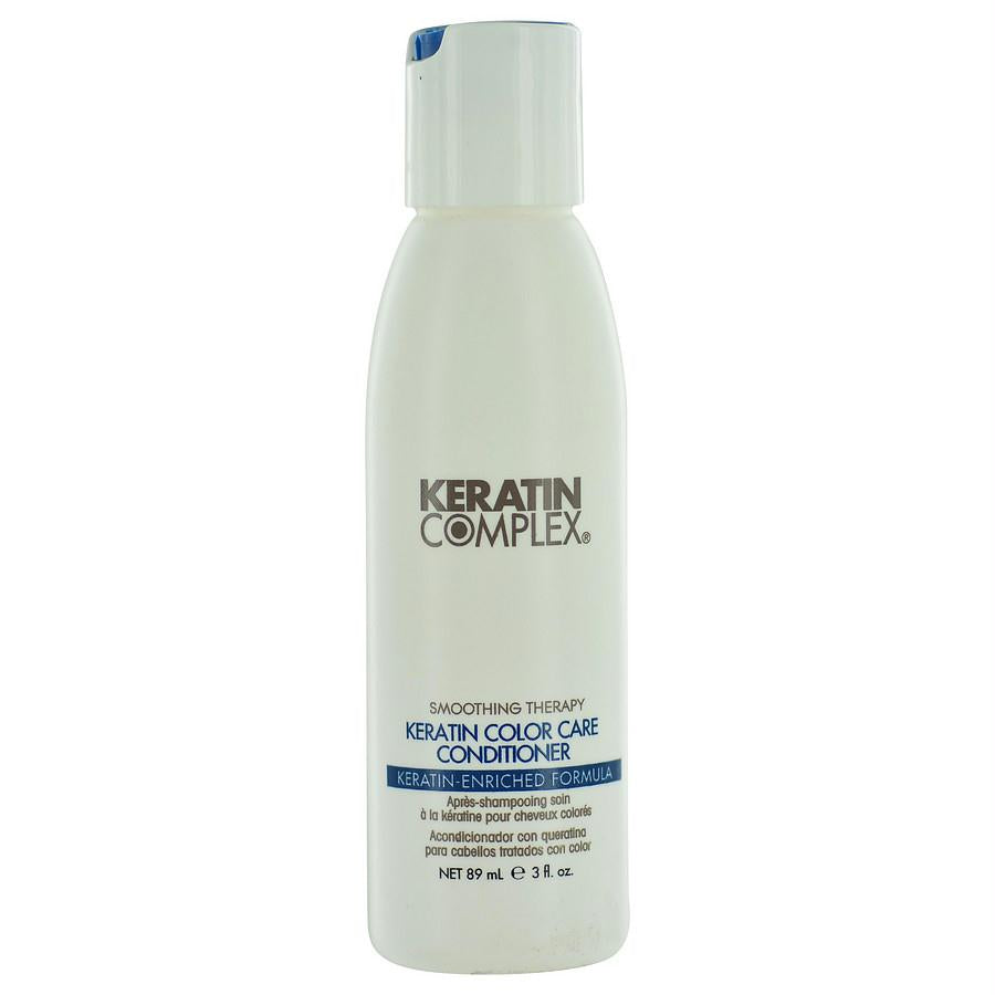 Keratin Color Care Conditioner 3 Oz