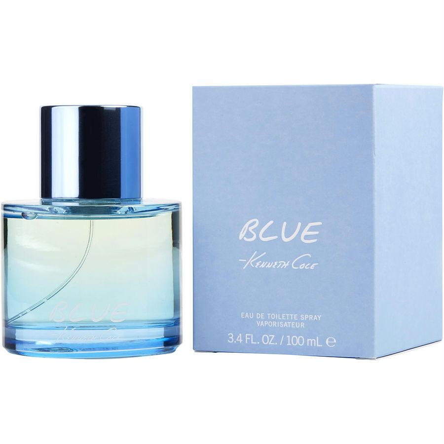 Kenneth Cole Blue By Kenneth Cole Edt Spray 3.4 Oz