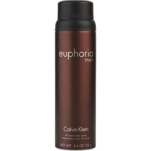 Euphoria Men By Calvin Klein Body Spray 5.4 Oz