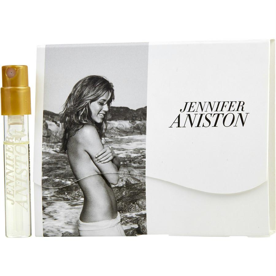 Jennifer Aniston By Jennifer Aniston Eau De Parfum Spray Vial On Card