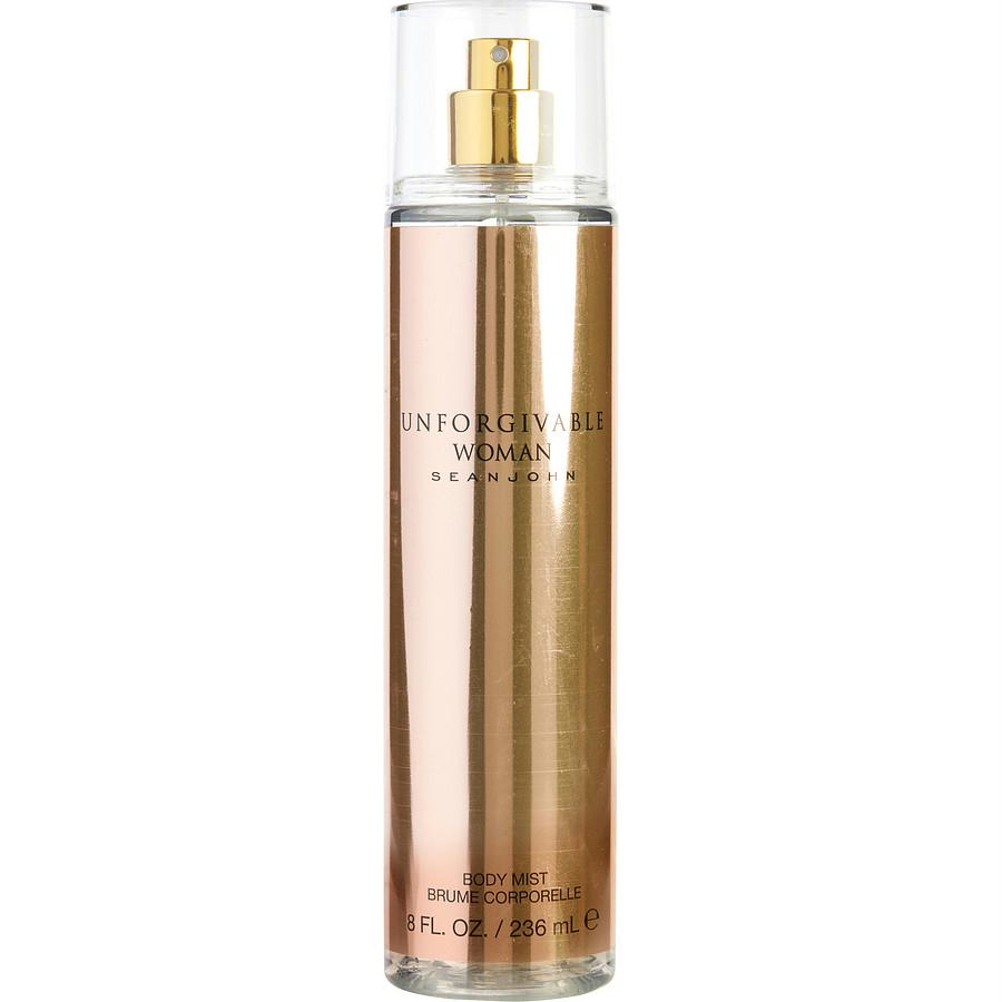 Unforgivable Woman By Sean John Body Mist Spray 8 Oz