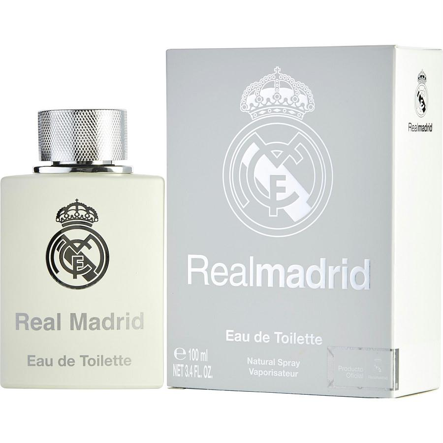 Real Madrid By Air Val International Edt Spray 3.4 Oz