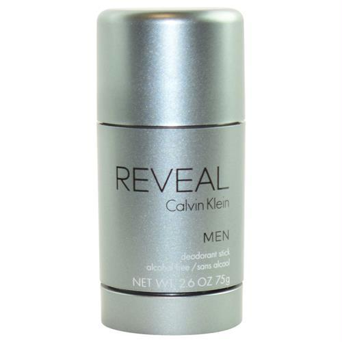 Reveal Calvin Klein By Calvin Klein Deodorant Stick Alcohol Free  2.6 Oz