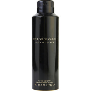 Unforgivable By Sean John Body Spray 6 Oz