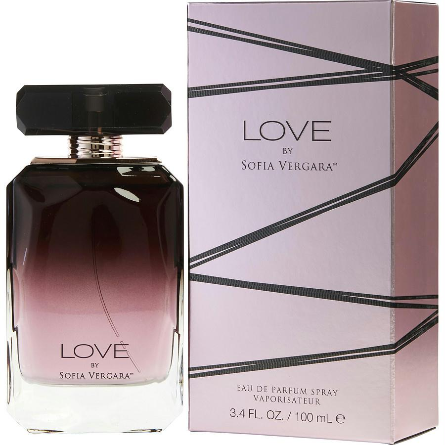 Love By Sofia Vergara By Sofia Vergara Eau De Parfum Spray 3.4 Oz