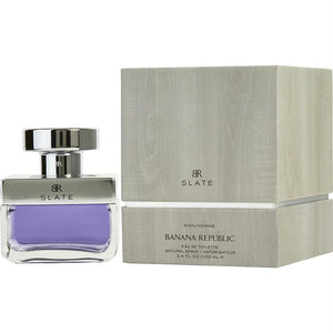 Banana Republic Slate By Banana Republic Edt Spray 3.4 Oz (new Packaging)