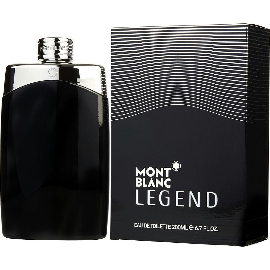 Mont Blanc Legend By Mont Blanc Edt Spray 6.7 Oz