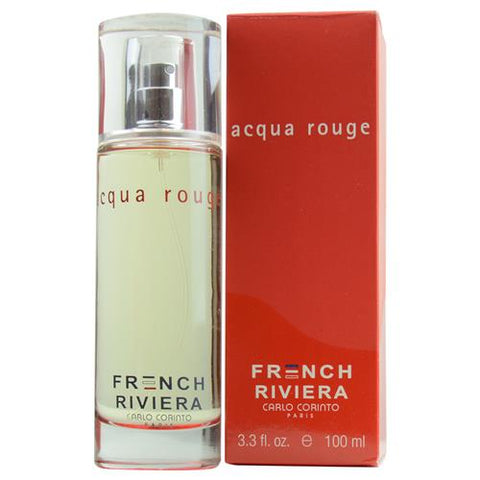 Corinto French Riviera Acqua Rouge By Carlo Corinto Edt Spray 3.3 Oz