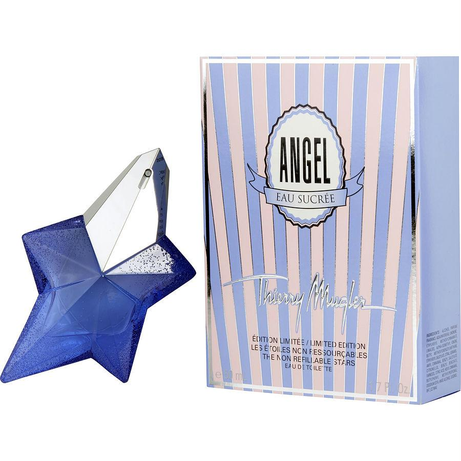 Angel Eau Sucree By Thierry Mugler Edt Spray 1.7 Oz (2015 Limited Edition)