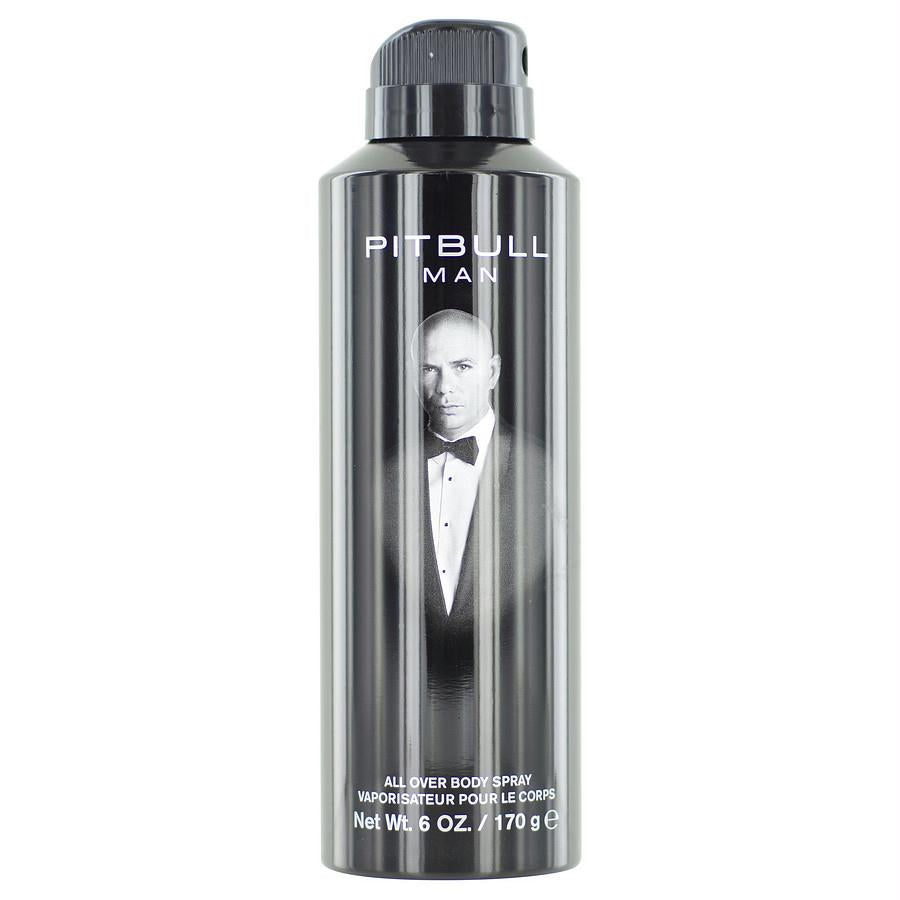 Pitbull By Pitbull Body Spray 6 Oz