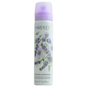 Yardley By Yardley English Lavender Body Spray 2.6 Oz (new Packaging)