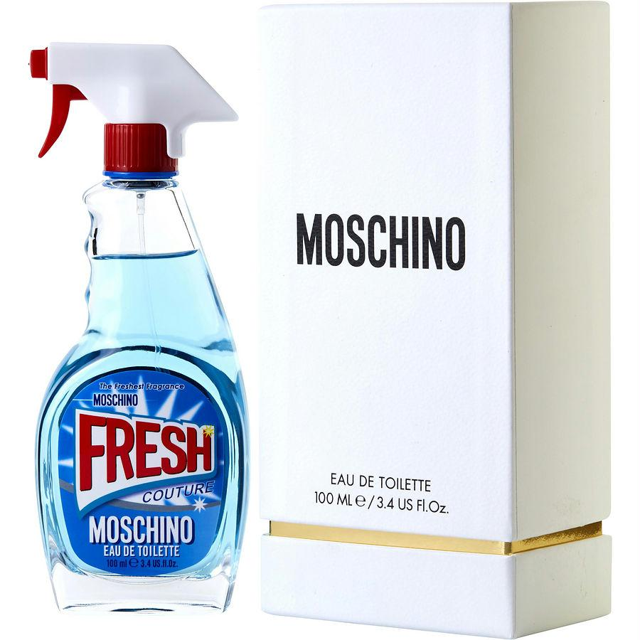 Moschino Fresh Couture By Moschino Edt Spray 3.4 Oz