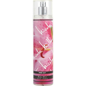 Nicole Miller Pink Lilly By Nicole Miller Body Mist Spray 8 Oz