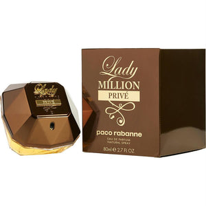 Paco Rabanne Lady Million Prive By Paco Rabanne Eau De Parfum Spray 2.7 Oz