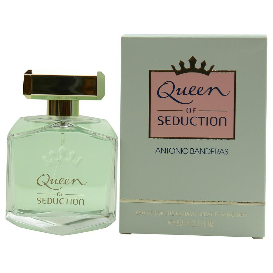 Queen Of Seduction By Antonio Banderas Edt Spray 2.7 Oz