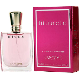 Miracle By Lancome Eau De Parfum Spray 1 Oz (new Packaging)