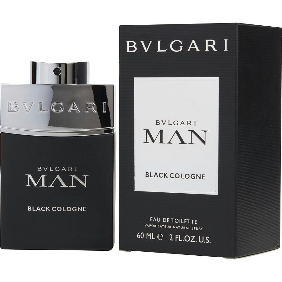 Bvlgari Man Black Cologne By Bvlgari Edt Spray 2 Oz