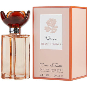Oscar De La Renta Orange Flower By Oscar De La Renta Edt Spray 3.4 Oz