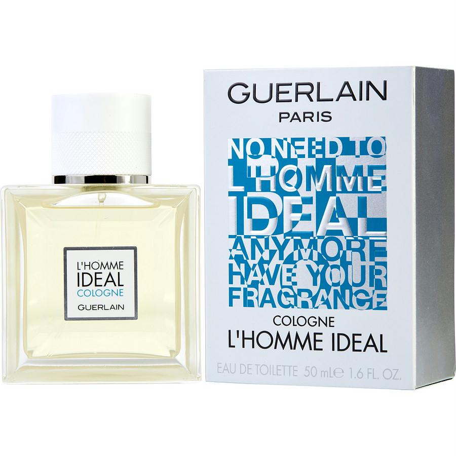 Guerlain L'homme Ideal Cologne By Guerlain Edt Spray 1.6 Oz
