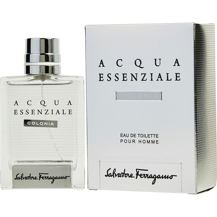 Acqua Essenziale Colonia By Salvatore Ferragamo Edt Spray 1.7 Oz