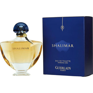 Shalimar By Guerlain Edt Spray 3 Oz (old Packaging)