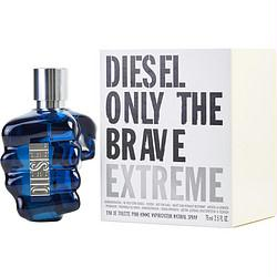 Diesel Only The Brave Extreme By Diesel Edt Spray 2.5 Oz  *tester