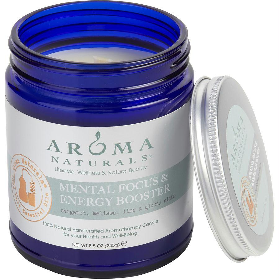 Mental Focus & Energy Booster Aromatherapy By