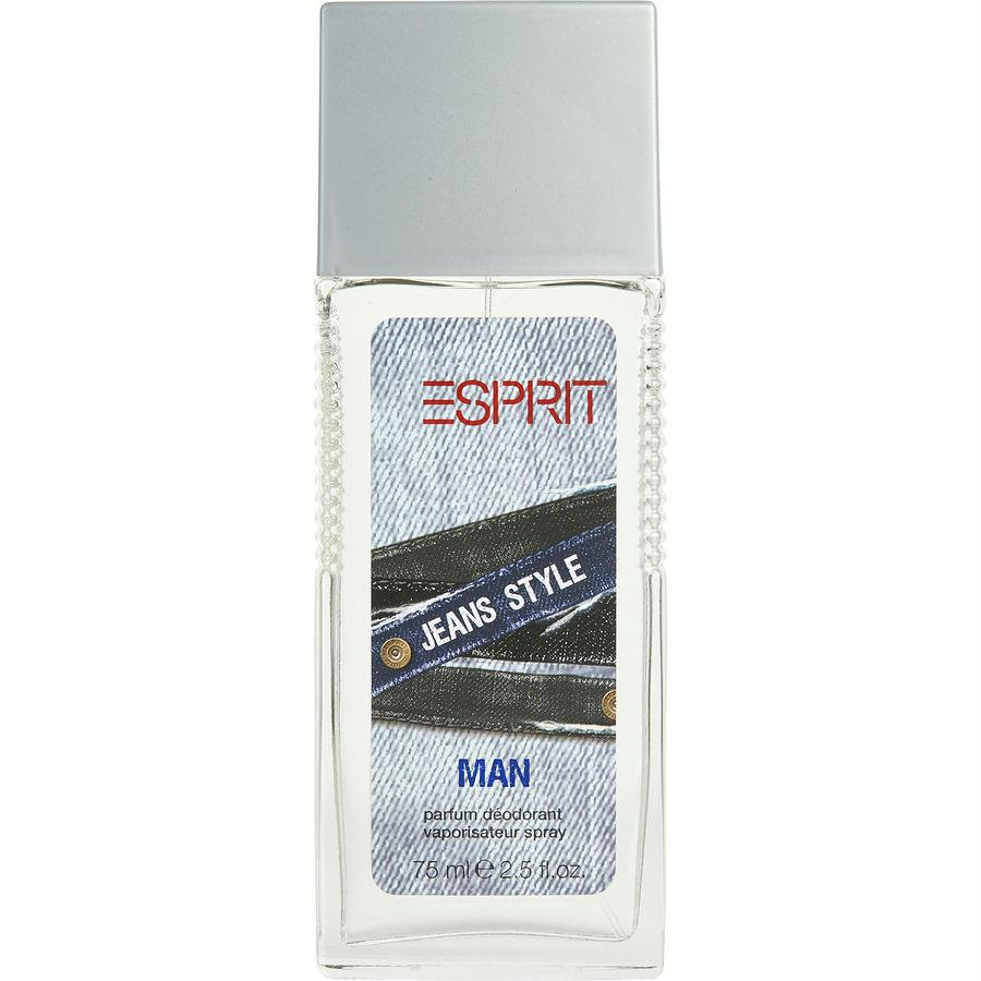 Esprit Jeans Style By Esprit Deodorant Spray 2.5 Oz (unboxed)
