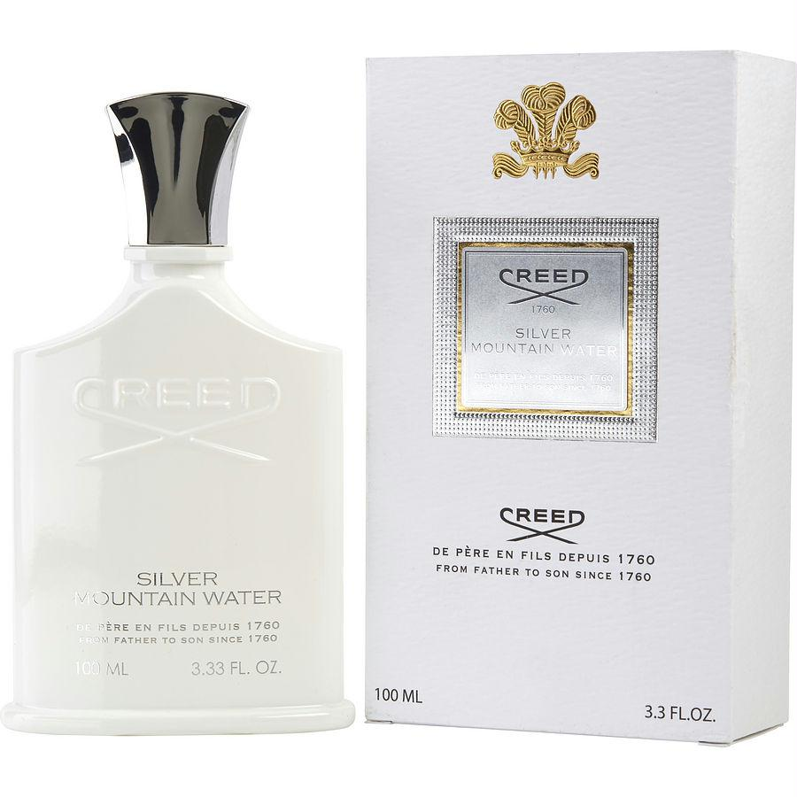 Creed Silver Mountain Water By Creed Eau De Parfum Spray 3.3 Oz