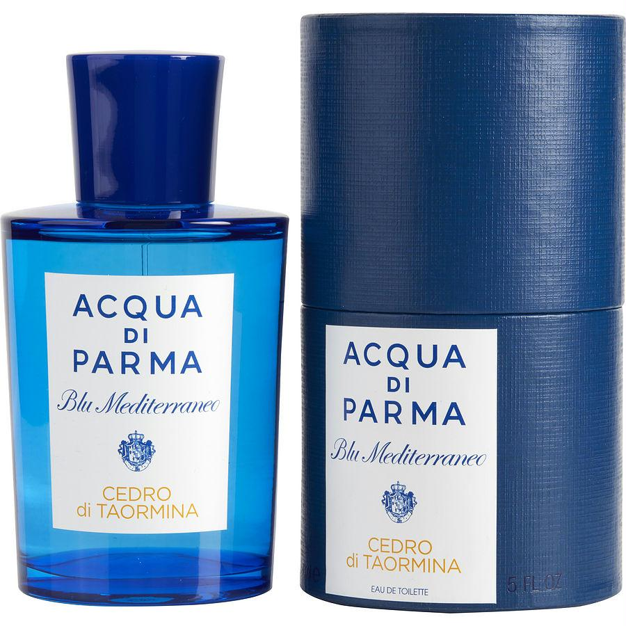 Acqua Di Parma Blue Mediterraneo By Acqua Di Parma Cedro Di Taormina Edt Spray 5 Oz