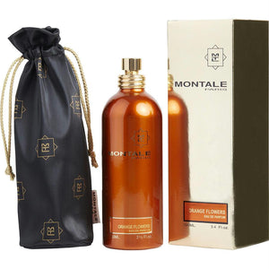 Montale Paris Orange Flowers By Montale Eau De Parfum Spray 3.4 Oz