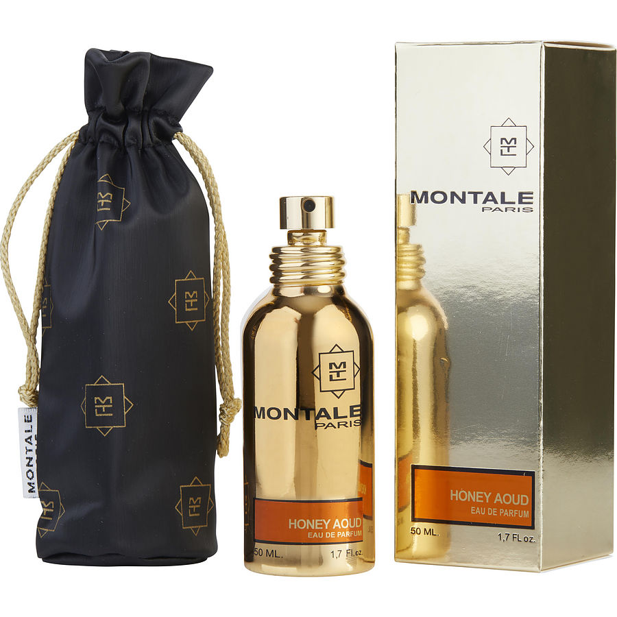 Montale Paris Honey Aoud By Montale Eau De Parfum Spray 1.7 Oz