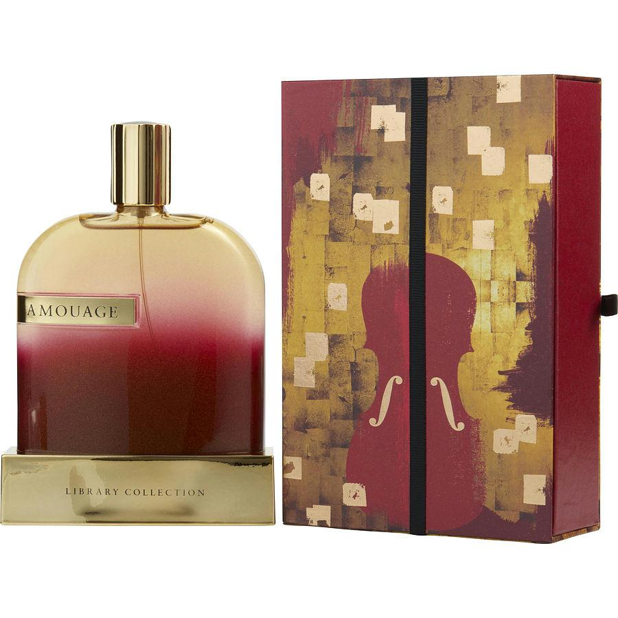 Amouage Library Opus X By Amouage Eau De Parfum Spray 3.4 Oz