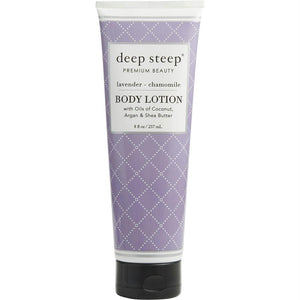 Deep Steep Lavender-chamomile Body Lotion 8 Oz By Deep Steep
