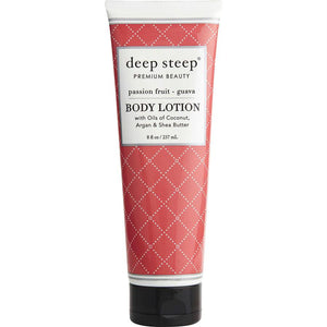 Deep Steep Passionfruit-guava Body Lotion 8 Oz By Deep Steep