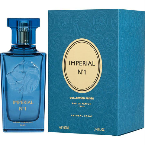 Imperial No. 1 Blue By Collection Privee Eau De Parfum Spray 3.4 Oz