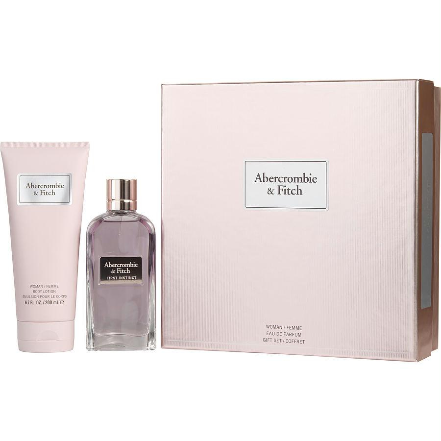Abercrombie & Fitch Gift Set Abercrombie & Fitch First Instinct By Abercrombie & Fitch
