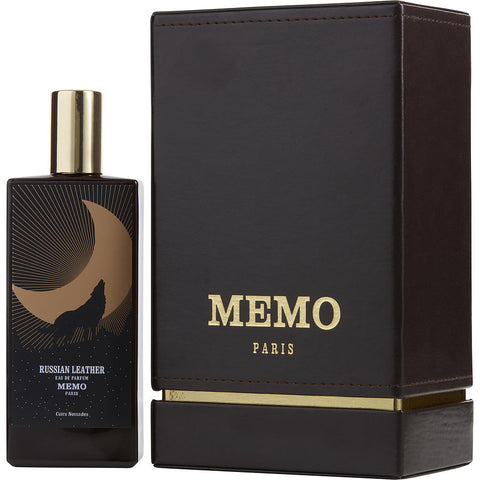 Memo Paris Russian Leather By Memo Paris Eau De Parfum Spray 2.5 Oz