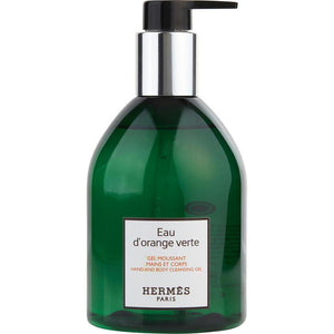 Hermes Eau D'orange Vert By Hermes Hand And Body Cleansing Gel 10.1 Oz