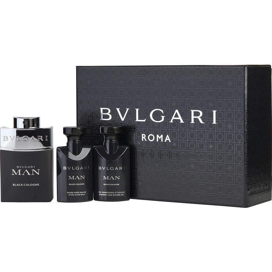 Bvlgari Gift Set Bvlgari Man Black Cologne By Bvlgari