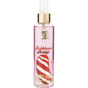 Candy Crush Bubblegum Bridge By Air Val International Body Mist 6.8 Oz