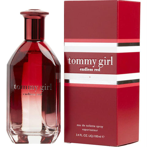 Tommy Girl Endless Red By Tommy Hilfiger Edt Spray 3.4 Oz