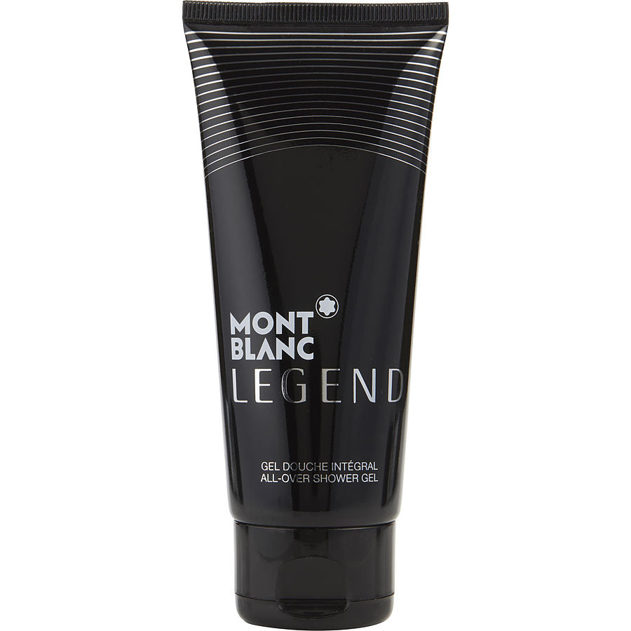Mont Blanc Legend By Mont Blanc All Over Shower Gel 3.4 Oz